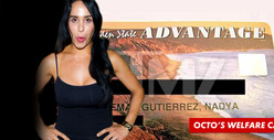 Octomom -- Authorites Probing for Possible Welfare Fraud