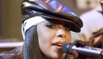 Aaliyah -- Legal Dogfight Over Dead Singer's Music