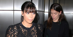 Kim Kardashian Sits for Deposition -- I Loved Him When I Married Him