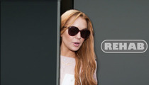 Lindsay Lohan NY 'Lockdown Rehab' Sentence -- NO SUCH THING!