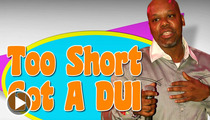 Too Short -- Great at Rapping ... Terrible at Getting Arrested