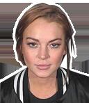 Lindsay Lohan: Mug Shots
