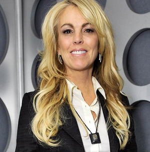 "Dina Lohan Is Writing a Book About Lindsay That She Says is ""Not About Lindsay"""