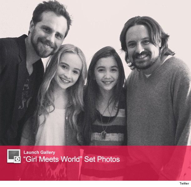 > Boy Meets World Set Pics (WOW @ ERIC) - Photo posted in The TV and Movie Spot | Sign in and leave a comment below!
