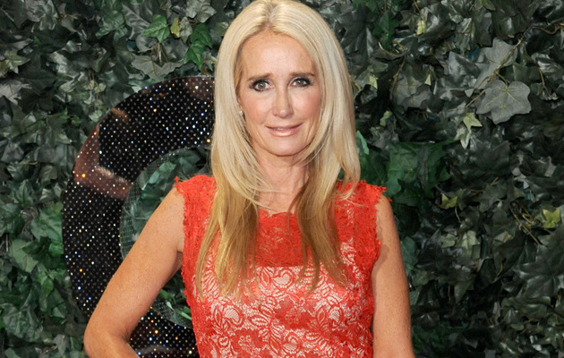 "Kim Richards Talks ""Housewives"" Feuds, Family and Sobriety -- See What Made Her Cry!"