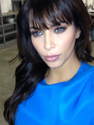 Kim Kardashian -- What'd She Do to Her Eyes?