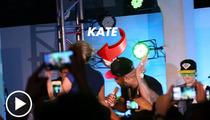 Kate Upton -- Spank Me, Flo Rida