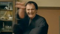 Quentin Tarantino Sticks to His Shoguns