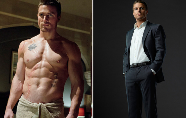 """Arrow"" Hottie Stephen Amell Approached to Play Christian Grey"