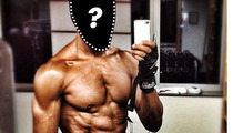Celebrity Hunks #Selfies -- GUESS WHO!