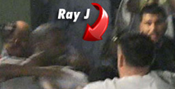 Ray J in Ray-Jing Fight After 'Fat Bitch' Insult