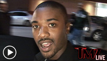 Ray J to Bad Azz -- Can't We All Just Get Along?