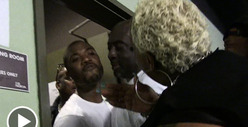 Ray J -- Fight Night ... Now vs. Men and Women!