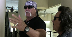 Hulk Hogan -- Willing to Fight Fallon Fox ... &#039;I&#039;ll Crush Him/Her&#039;