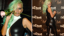 Jenna Jameson Goes Green with Surprising New Look