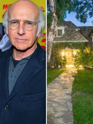 Larry David Ditching Gorgeous Pacific Palisades Pad