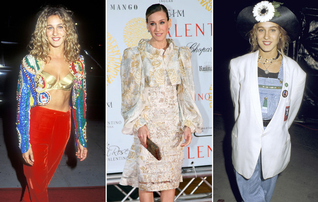 Sarah Jessica Parker Turns 48: See Her Fashion Faux Pas!