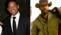 "Will Smith Unchained? Find Out Why He Turned Down ""Django"""