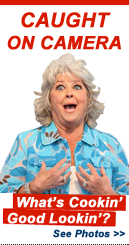 Caught on Camera: Paula Deen