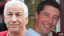 Jerry Sandusky Interviewer -- Plans to OUT Victim #2 in Child Molestation Case