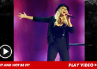 Christina Aguilera -- Unemployment Does A Body Good