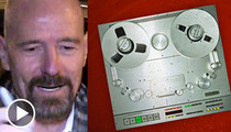 Stolen 'Breaking Bad' Script -- Bryan Cranston Calls 911 ... Thief Broke Into My Car!