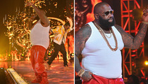 Rick Ross's Gross, Sweaty, Gruesomeness Sings About Date Rape