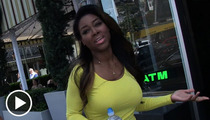 'Real Housewives of Atlanta' Star Kenya Moore -- There's STILL HOPE For Porsha & Kordell