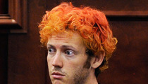 James Holmes -- I'll Plead GUILTY ... to Avoid the Death Penalty