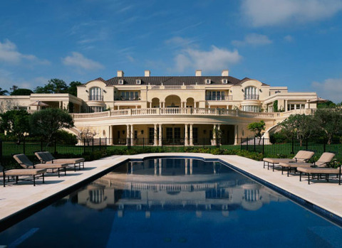 Tamara Ecclestone is giving little sis Petra a run for her money with this $95 MILLION mouse house.