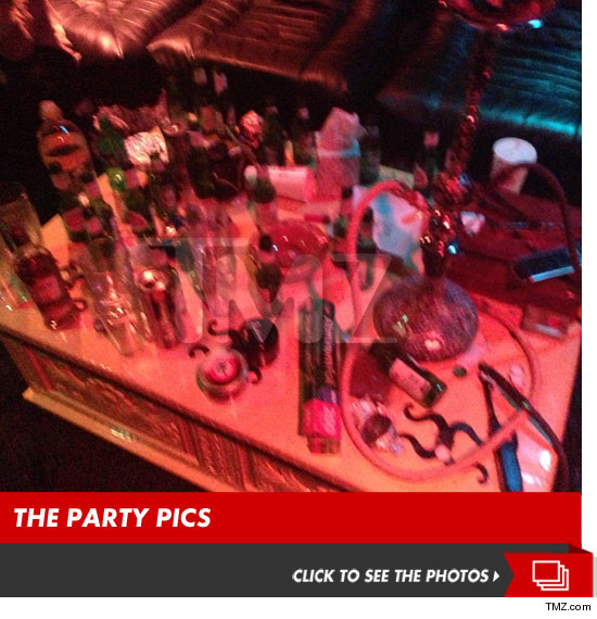 Justin Bieber's Rowdy Friends Throw Weed Party In Singer's Mansion