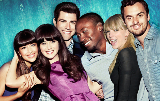 "Taylor Swift to Guest Star on ""New Girl!"""