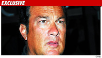 Steven Seagal Gets Restraining Order Against 'Stalker'