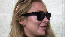 Lindsay Lohan: I Didn't Steal ANYTHING ... I BOUGHT It