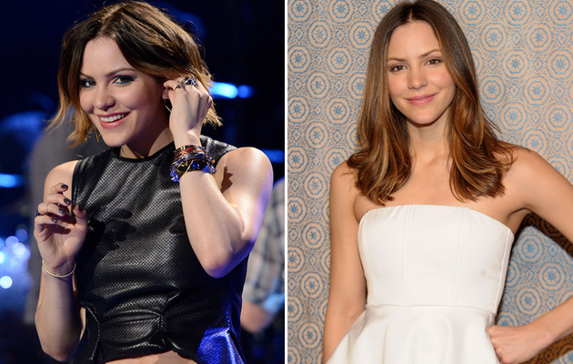 "Kat McPhee Shows Off Abs & New 'Do on ""Idol"""