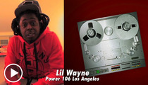 Lil Wayne -- 'I Could've Died' in ICU