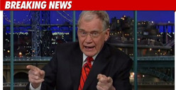 Letterman's Sarcastic Apology to Lindsay