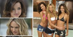 Victoria's Secret Models: Who'd You Rather?