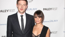 Lea Michele Speaks Out on Cory Monteith Going to Rehab