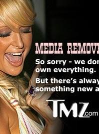 Lindsay Lohan -- No Bra? NO PROBLEM!