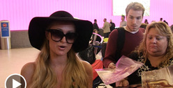 Paris Hilton -- I Would NEVER Kidnap Kim Kardashian ... We're Friends!