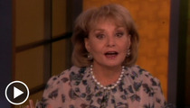 Barbara Walters Bitches About Retirement Reports ... But Doesn't Dispute Them
