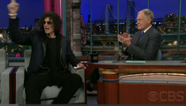 Howard Stern CRUSHES Jay Leno ... on Letterman