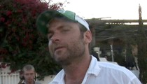 "Liev Schreiber Chases Down ""Scumbag"" Photogs"