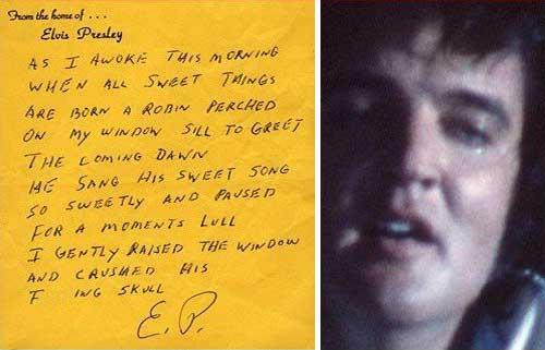 Elvis Presley Dead On Toilet On which elvis presley