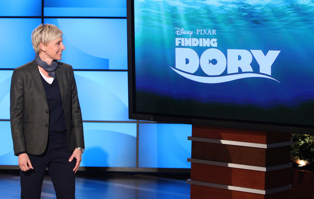 """Finding Nemo"" Sequel ""Finding Dory"" Coming In 2015!"