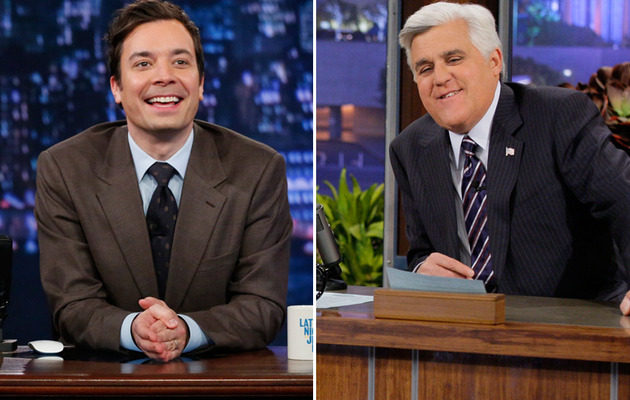 "Confirmed: Jimmy Fallon Replacing Jay Leno as Host of ""The Tonight Show"""