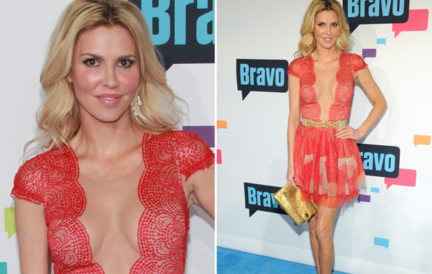 Brandi Glanville Puts Her Best Assets on Display ... Again!