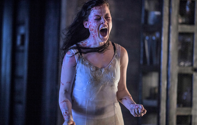 """Evil Dead"" Remake -- Bloody Good or Just Bloody?"