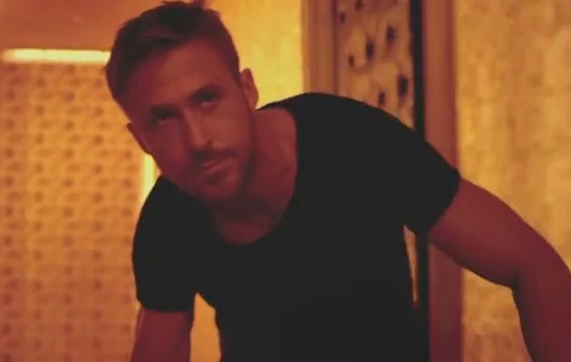 "New Trailer: Ryan Gosling Gets Gangster in ""Only God Forgives"""